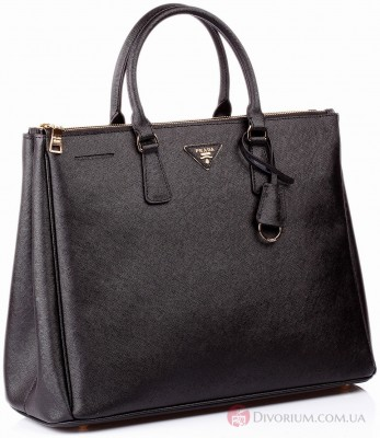 Женский портфель  Prada Saffiano Leather Tote Prada Saffiano Leather Tote