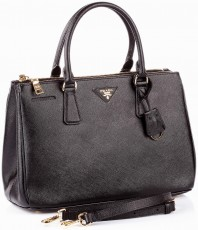 Женский портфель  Prada Saffiano Calf Leather Tote