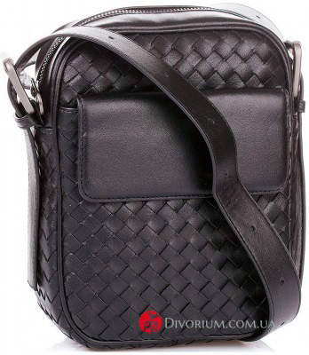 Мужская сумка  Bottega Veneta Intrecciato VN Cross Body Messenger Bottega Veneta Intrecciato VN Cross Body Messenger